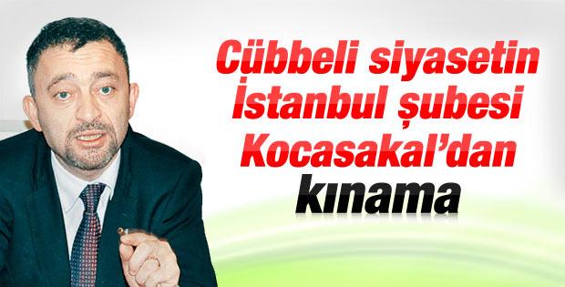 İstanbul Barosu'ndan Erdoğan'a tepki