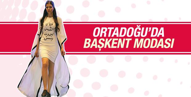 Ürdün'de gündem moda