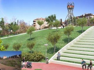 Üsküdar'a Hyde Park yapılacak