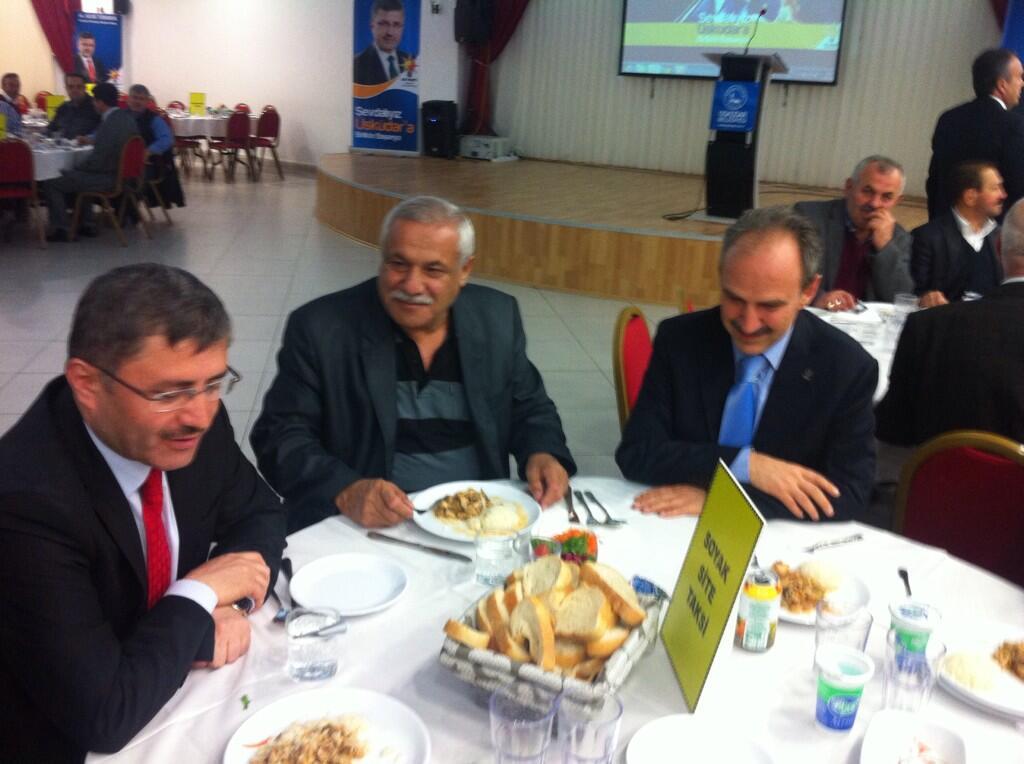 Emektar taksicilere Hilmi Türkmen'den müjde