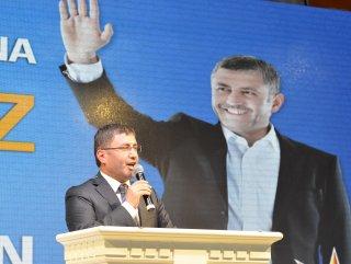 Hilmi Türkmen: Estetik belediyeciliğe başlıyoruz