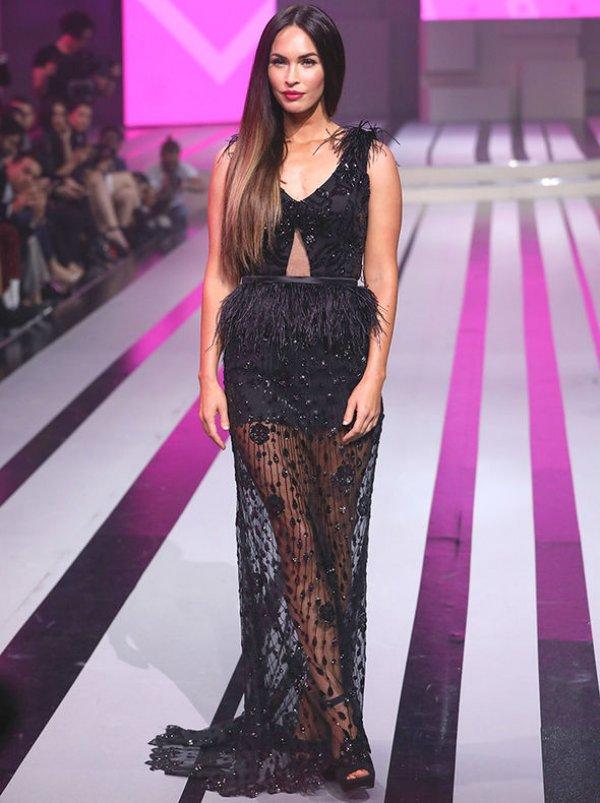 Megan Fox'un güzellik formülü