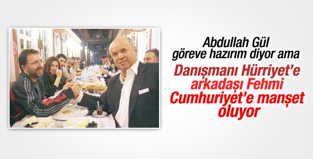 Fehmi Koru: Erdoğan sarayı kendisi boşaltmalı