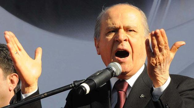 Devlet Bahçeli: Cumhurbaşkanı tuzağa düşürülmüş
