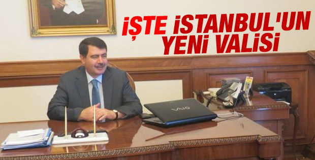 İstanbul'un yeni Valisi Vasip Şahin