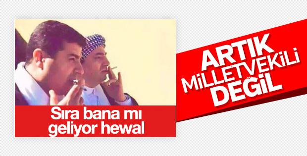 İki HDP'linin milletvekilliği düşürüldü