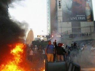 Venezuela'da yönetim karşıtı gösteriler: 17 ölü