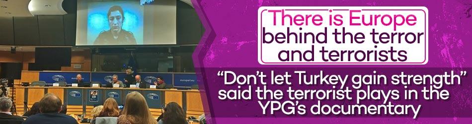 Terror propaganda in the EP: PKK documentary screening