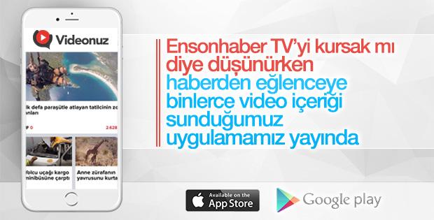 Videonuz uygulaması iTunes ve Google Play'de