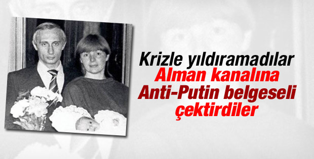 Alman kanalından çok tartışılacak Putin belgeseli
