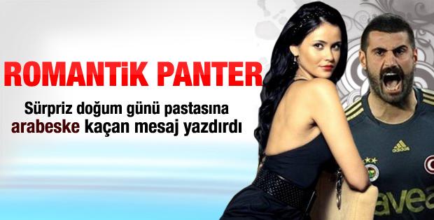 Volkan Demirel'den eşi Zeynep'e duygusal mesaj