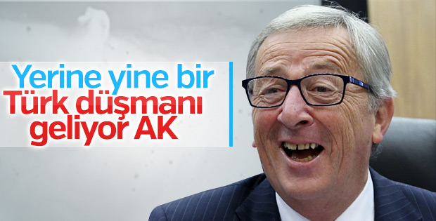 Juncker'in yerine aday olan Weber Türkiye düşmanı