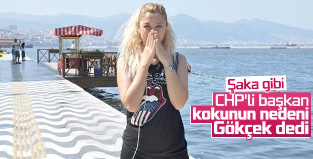 Aziz Kocaoğlu: İzmir'de kokunun nedeni Melih Gökçek
