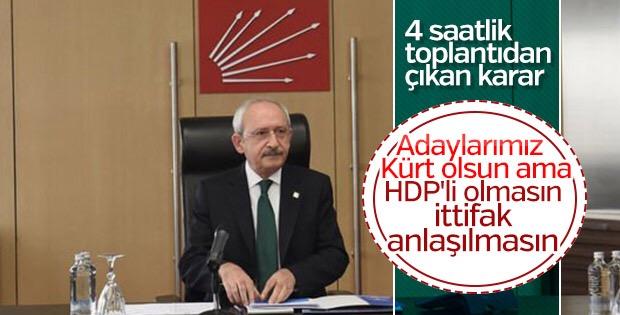 Kılıçdaroğlu'nun ittifak planı: HDP'li değil Kürt olacak