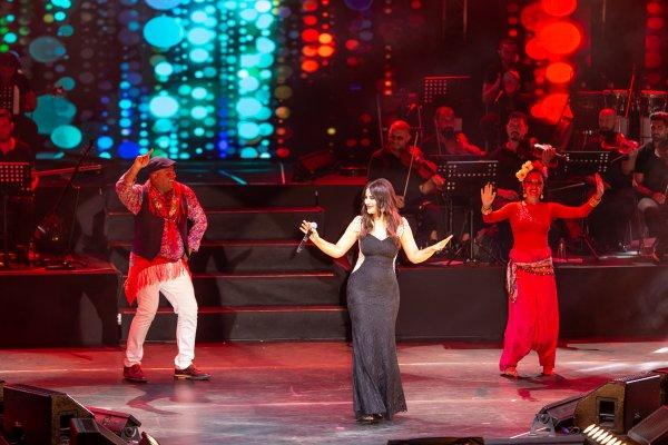 Zara'dan Harbiye'de unutulmaz konser