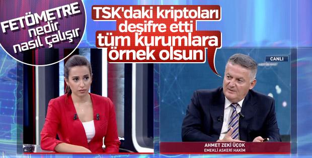 Ahmet Zeki Üçok FETÖMETRE'yi anlattı