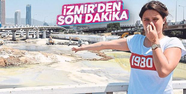 İzmirliler kötü kokudan şikayetçi: Böyle koku istemiyoruz