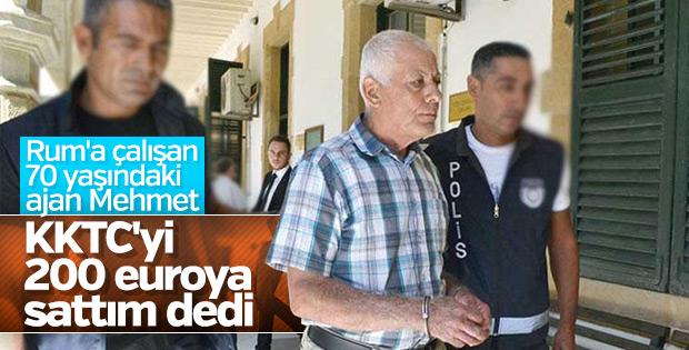 KKTC'de yakalanan Besimoğlu: Fotoğrafları Yorgo'ya sattım