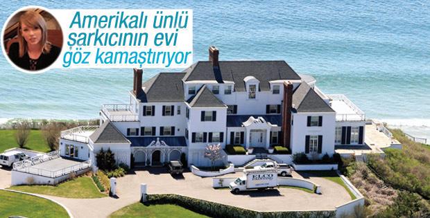 Taylor Swift'in muhteşem evi