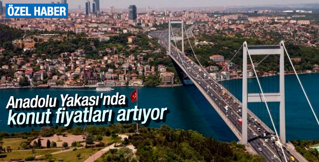 Kadıköy-Kartal metro hattında konut fiyatları artıyor