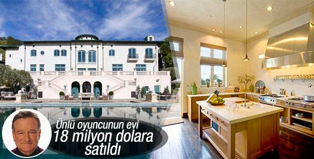 Ünlü oyuncunun Napa Vadisi'ndeki evi satıldı