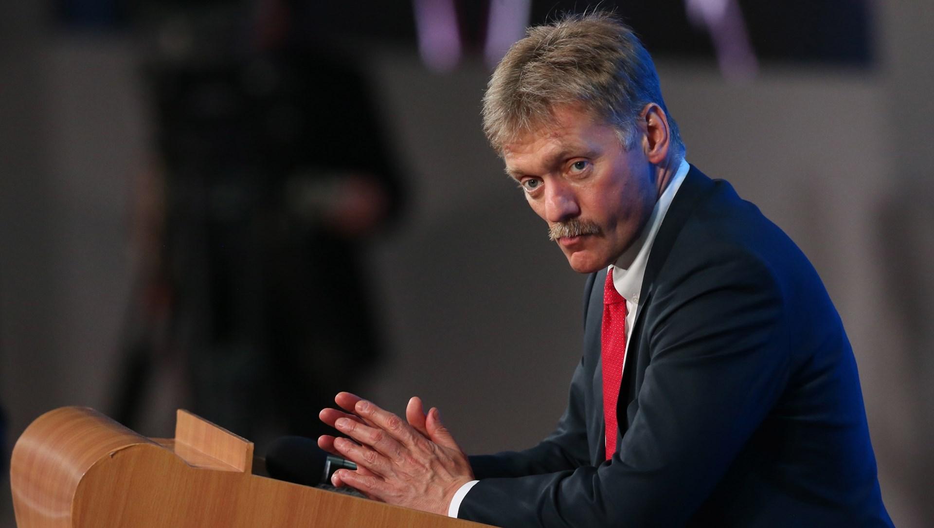 Peskov ile ilgili görsel sonucu