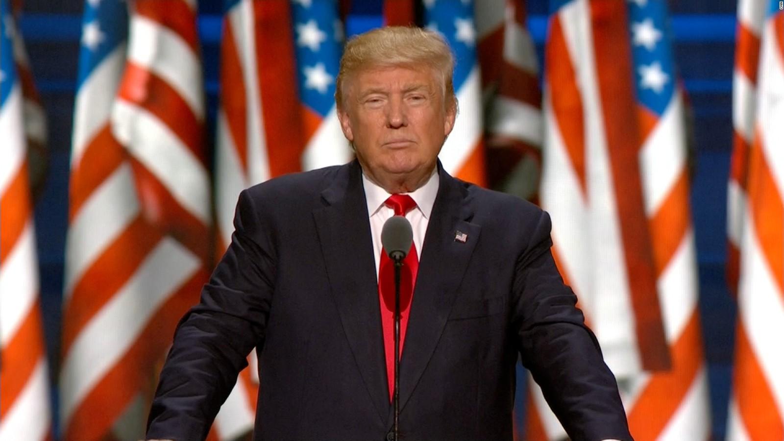 Donald Trumptan yeni yıl mesajı