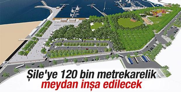 Şile liman yenileme ve rekreasyon projesi başladı