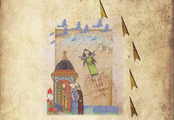 Tarihte roketle uçan ilk adam: Lagari Hasan Çelebi