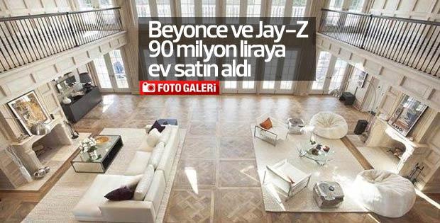Beyonce ve Jay-Z, 90 milyon liraya ev satın aldı