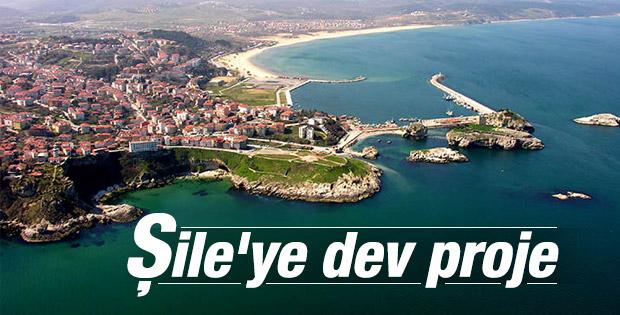 Şile Limanı 6 iskele ile güçlendirilecek