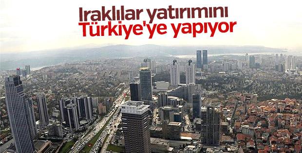 Iraklılar Türkiye'den ev alıyor