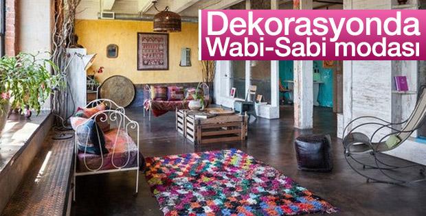 Evleri Wabi-Sabi ile dekore edin