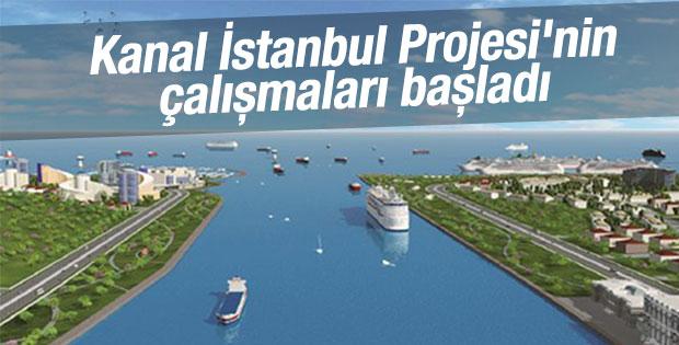 Bakan Sarı Kanal İstanbul Projesi'ni anlattı