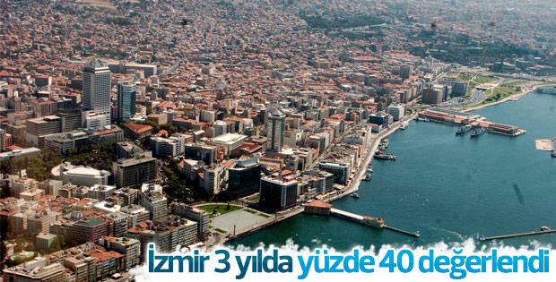 İzmir yeni projelerle değerlendi