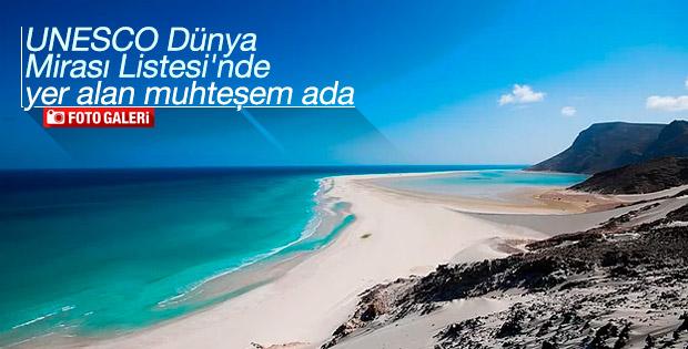 Unesco Dünya Mirası Listesinde Yer Alan Mutluluk Adası