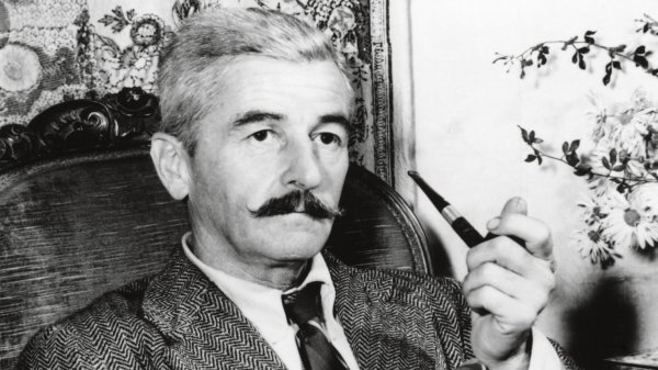 Modernist yazarların babası: William Faulkner