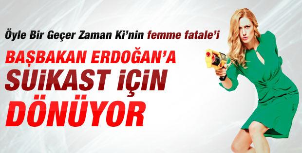 Wilma Elles Başbakan Erdoğan'a suikast için geliyor İZLE