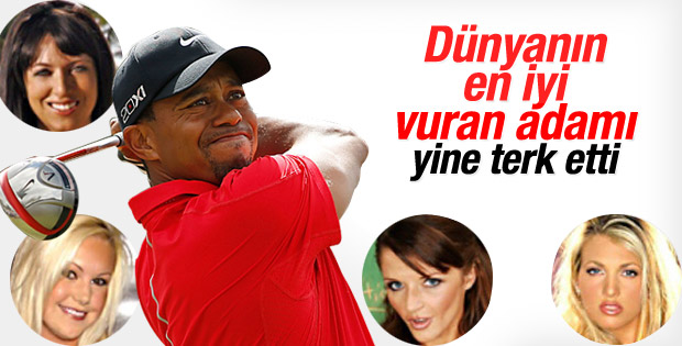 Tiger Woods ile Lindsey Vonn ayrıldı