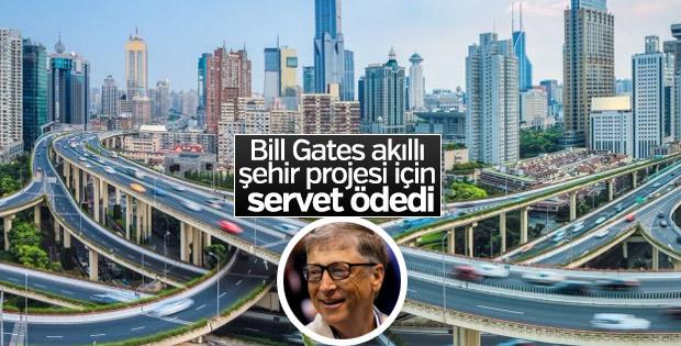 Bill Gates'ten Arizona'da akıllı şehir projesi