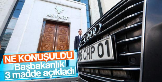 Binali Yıldırım- Kılıçdaroğlu zirvesinde konuşulanlar