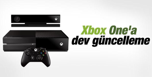 Xbox One'a gelecek güncellemenin detayları
