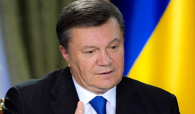 Ukrayna'nın kaçak başkanı Yanukoviç için karar verildi