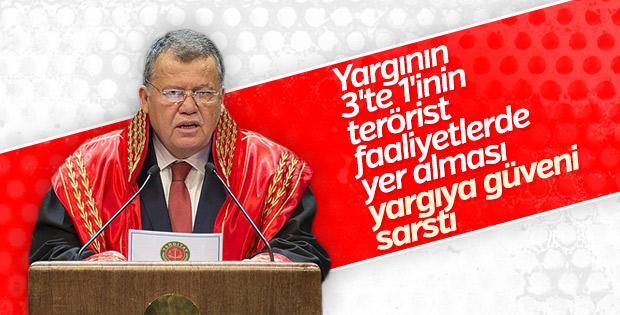Yargıtay Başkanı yeni dönemin açılışında konuştu