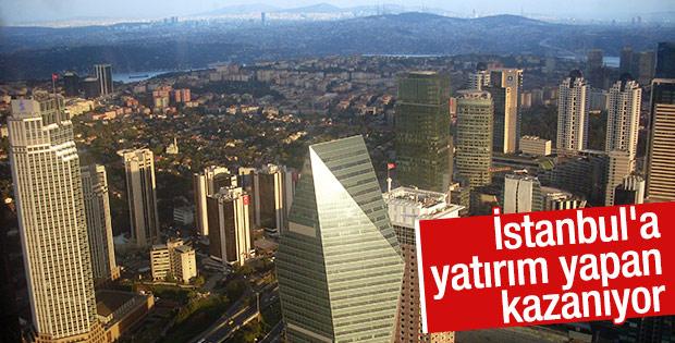 İstanbul'a yatırım yapan kaybetmez