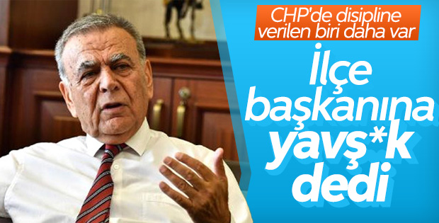 Aziz Kocaoğlu CHP'de istenmeyen kişi oldu