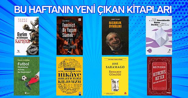 Haftanın yeni çıkan kitapları