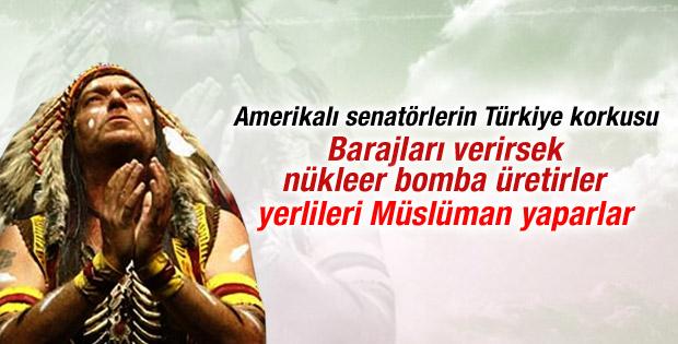ABD'nin Türkiye korkusu: Yerlilere İslam'ı yayacaklar