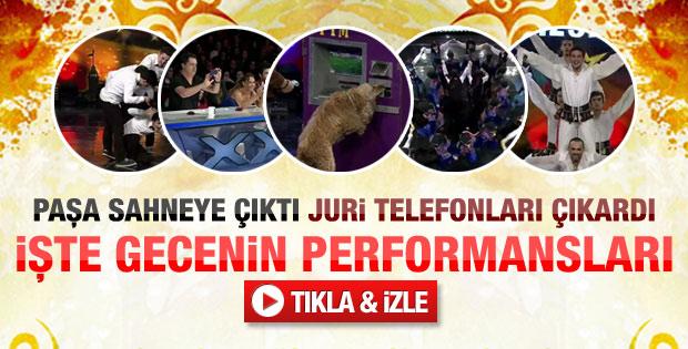 Yetenek Sizsiniz Türkiye'de 2 Şubat performansları-Video
