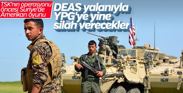 TSK'nın operasyonu öncesi YPG endişeli